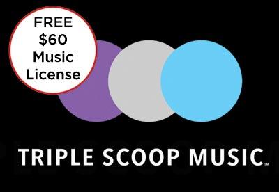 Triple Scoop Music