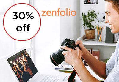 Zenfolio Discount