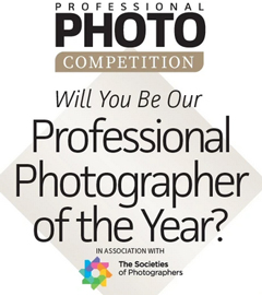 Professional Photo magazine - Professional Photographer of the Year competition now open for entries. £8000 worth of prizes to be won!
