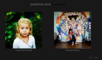 an example of the images created by Josephine Elvis