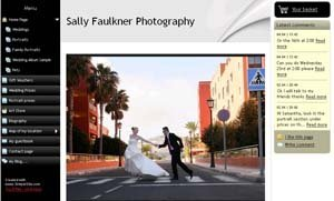an example of the images created by Sally Faulkner