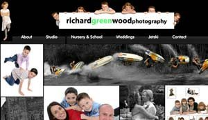 an example of the images created by Richard Greenwood