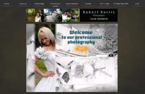 an example of the images created by Robert Harris