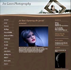 an example of the images created by Joe Laws