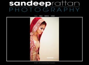 an example of the images created by Sandeep Rattan