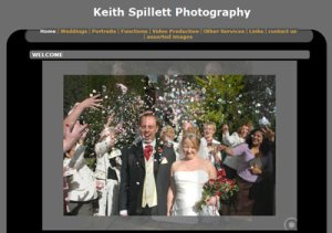 an example of the images created by Keith Spillett