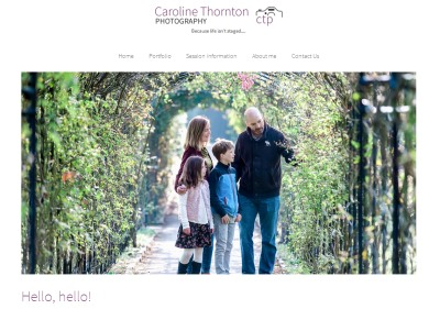 an example of the images created by Caroline Thornton
