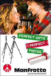 Manfrotto Christmas