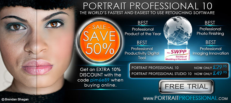 New Portrait Professional 10
