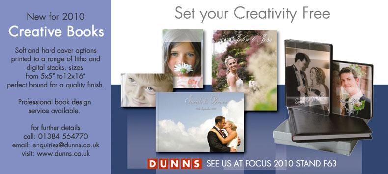 Dunns Creative Books