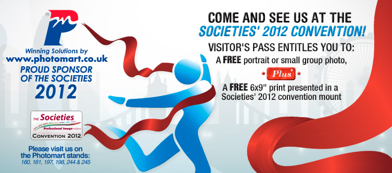 Photomart at The Societies 2012  Convention