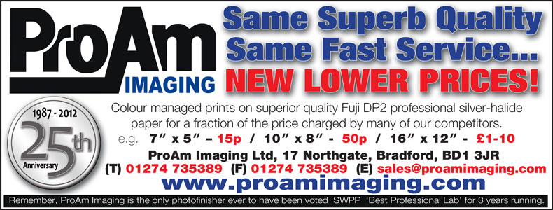 ProAm Imaging