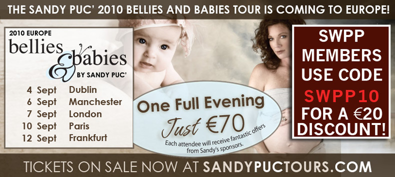 Bellies & Babies 2010 Tour