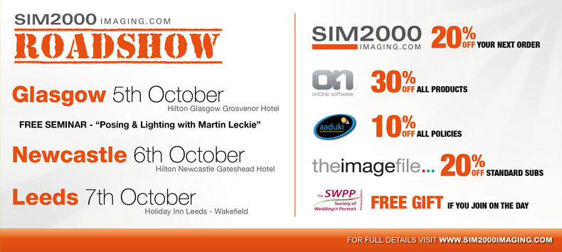 Sim2000 Roadshow